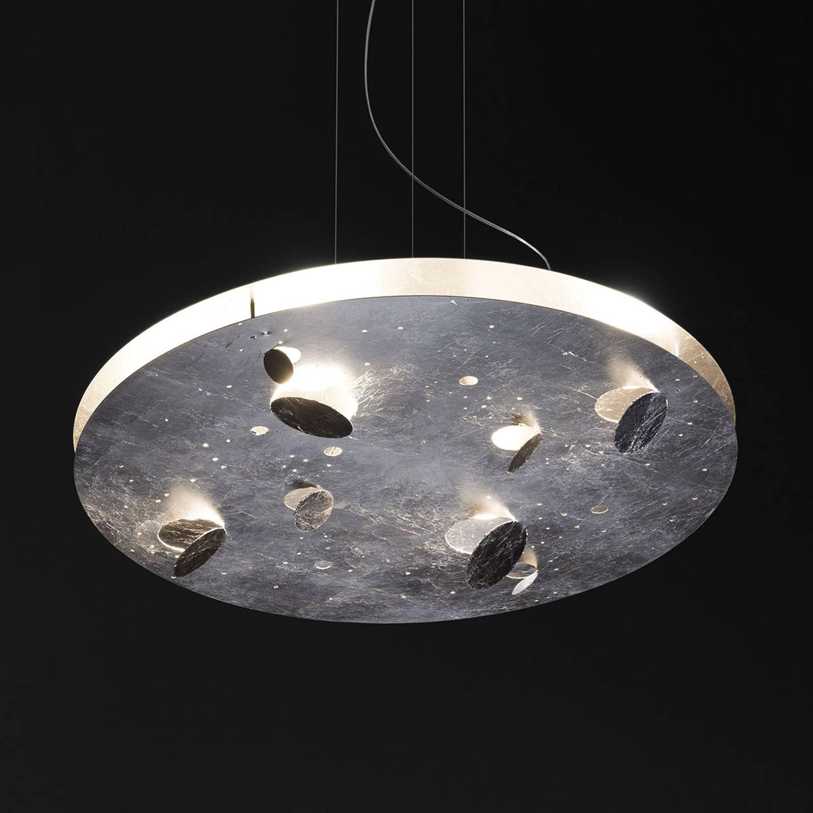 Knikerboker Buchi -LED-riippuvalaisin, pyöreä