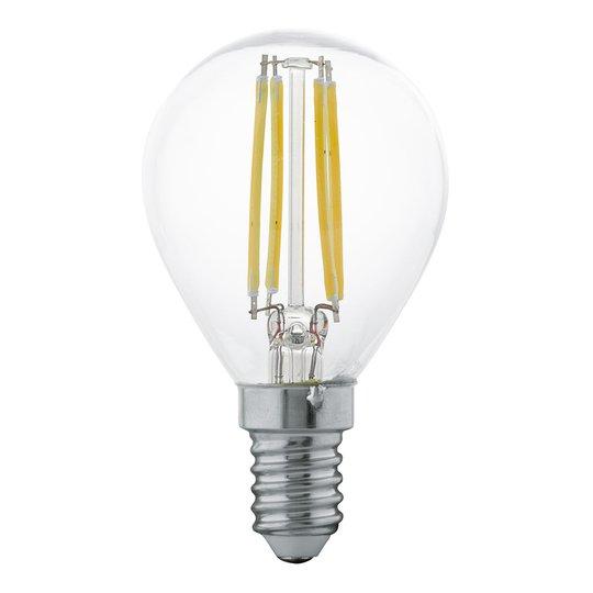 LED-filamenttilamppu E14 P45 4W, kirkas