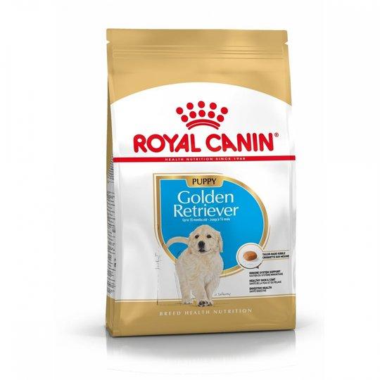 Royal Canin Breed Golden Retriever Junior (3 kg)