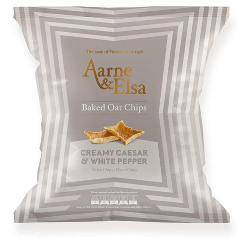 Chips Creamy Caesar & White Pepper - 50% rabatt