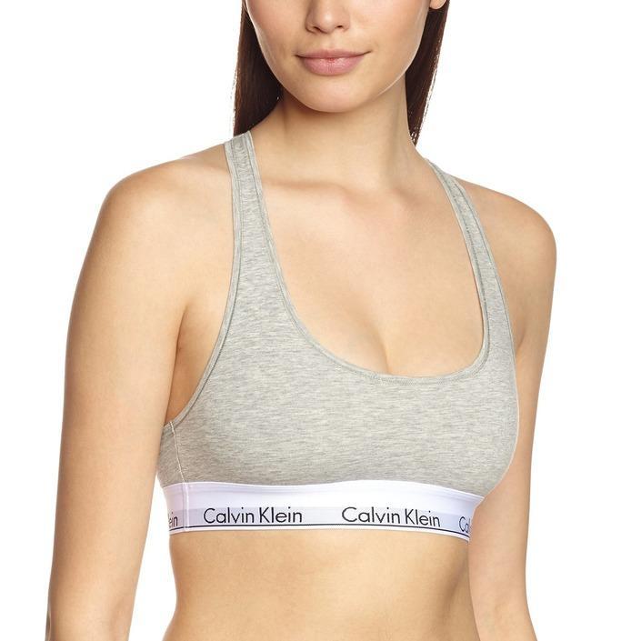 Calvin Klein Underwear Women's Underwear Grey 299569 - grey XS