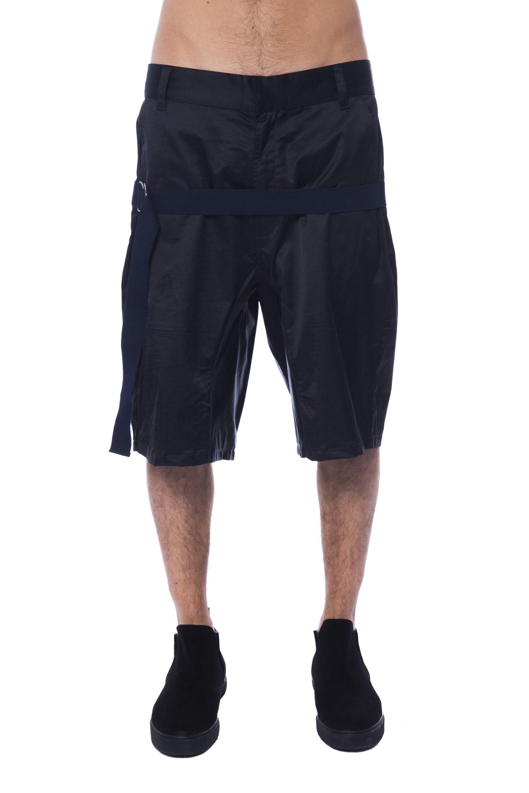 Nicolo Tonetto Men's Short Black NI1281010 - XS