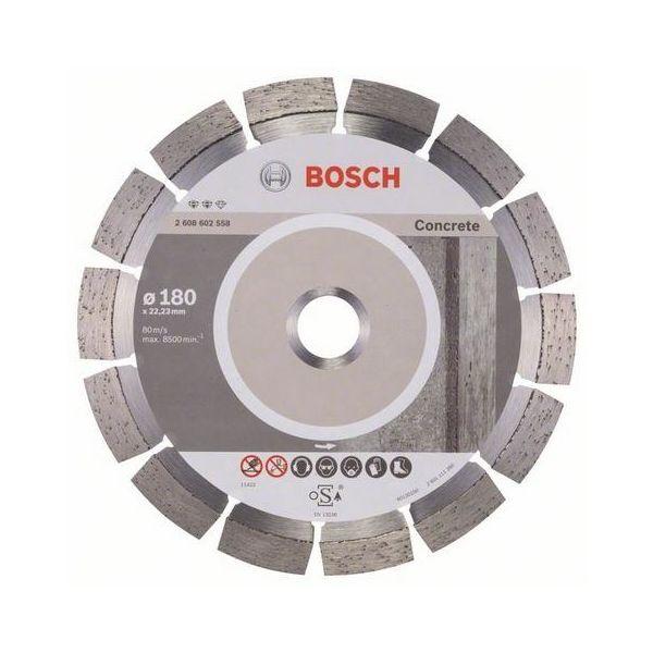 Bosch Expert for Concrete Timanttikatkaisulaikka 180x22,23mm