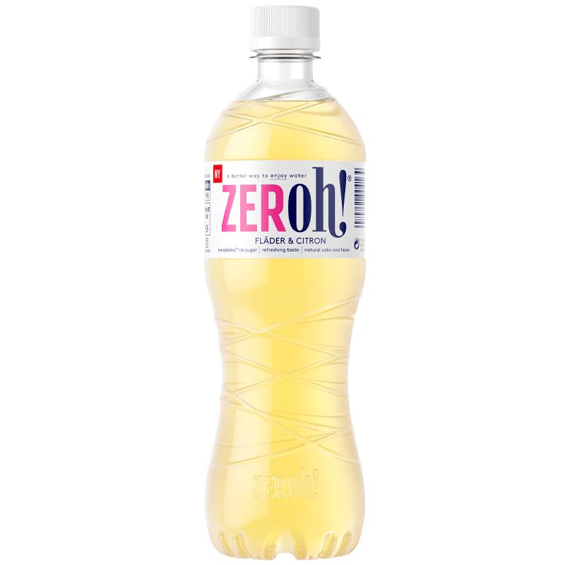 Saft Fläder & Citron Sockerfri - 26% rabatt