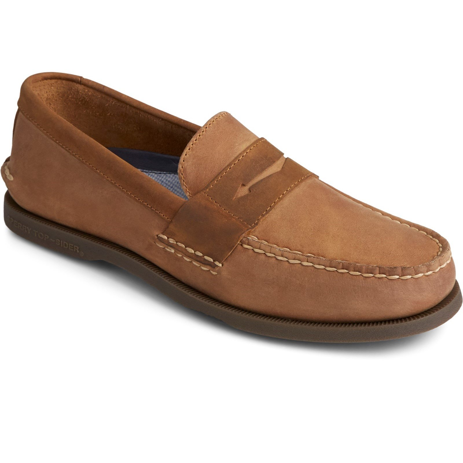 Sperry Men's Authentic Original Penny Loafer Various Colours 32438 - Sahara/Sonora 9