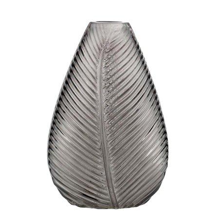 Vase Misa 23cm Grå