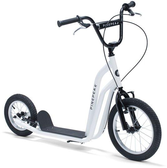 Pinepeak Air Scooter, White