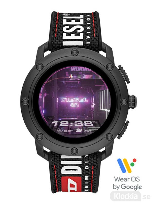 Herrklocka DIESEL ON Smartwatch Axial Gen. 5 DZT2022