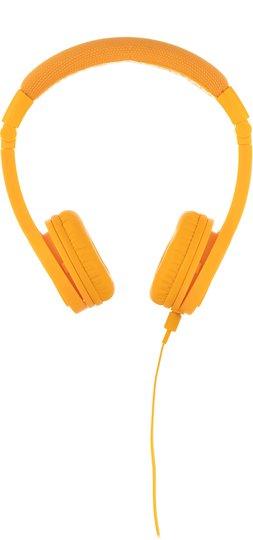 BuddyPhones Explore + Hodetelefoner, Sun Yellow
