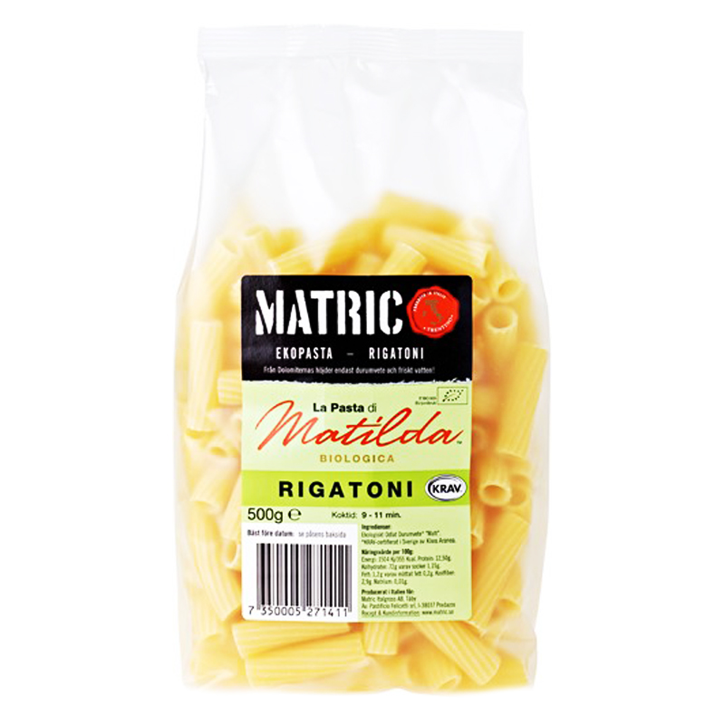 Eko Pasta Rigatoni - 21% rabatt