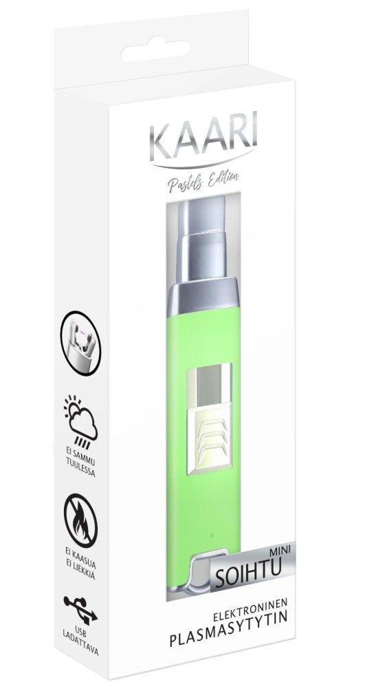 Soihtu Mini - Pastels Edition Green