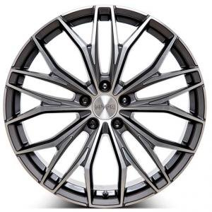 Nitro Sapphire FF Grey 7.5x18 5/112 ET48 B66.5
