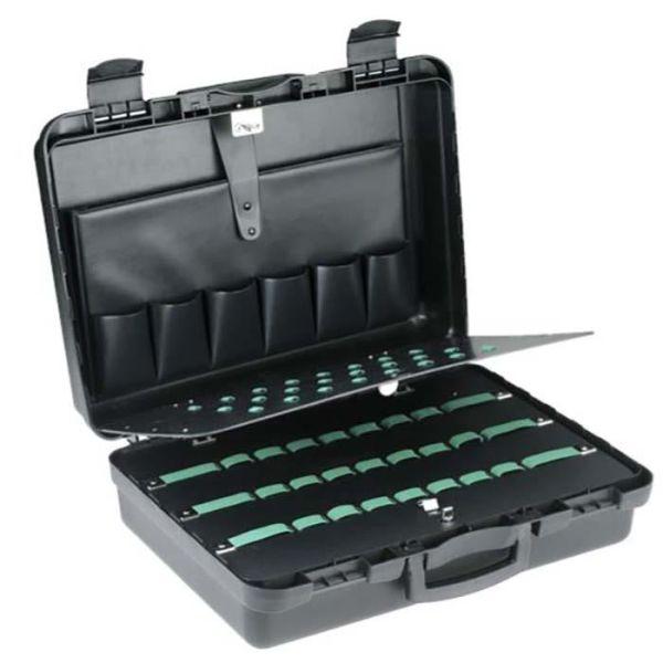 MAX cases 17048H184PU Oppbevaringsveske med innfellbare håndtak