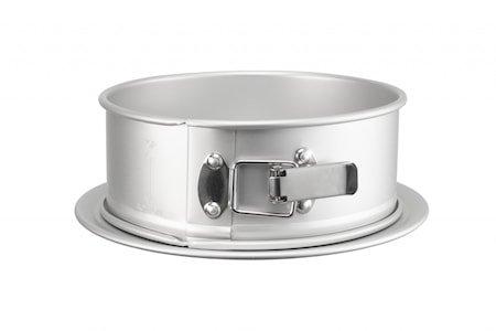 Springform anodisert aluminium 25 cm