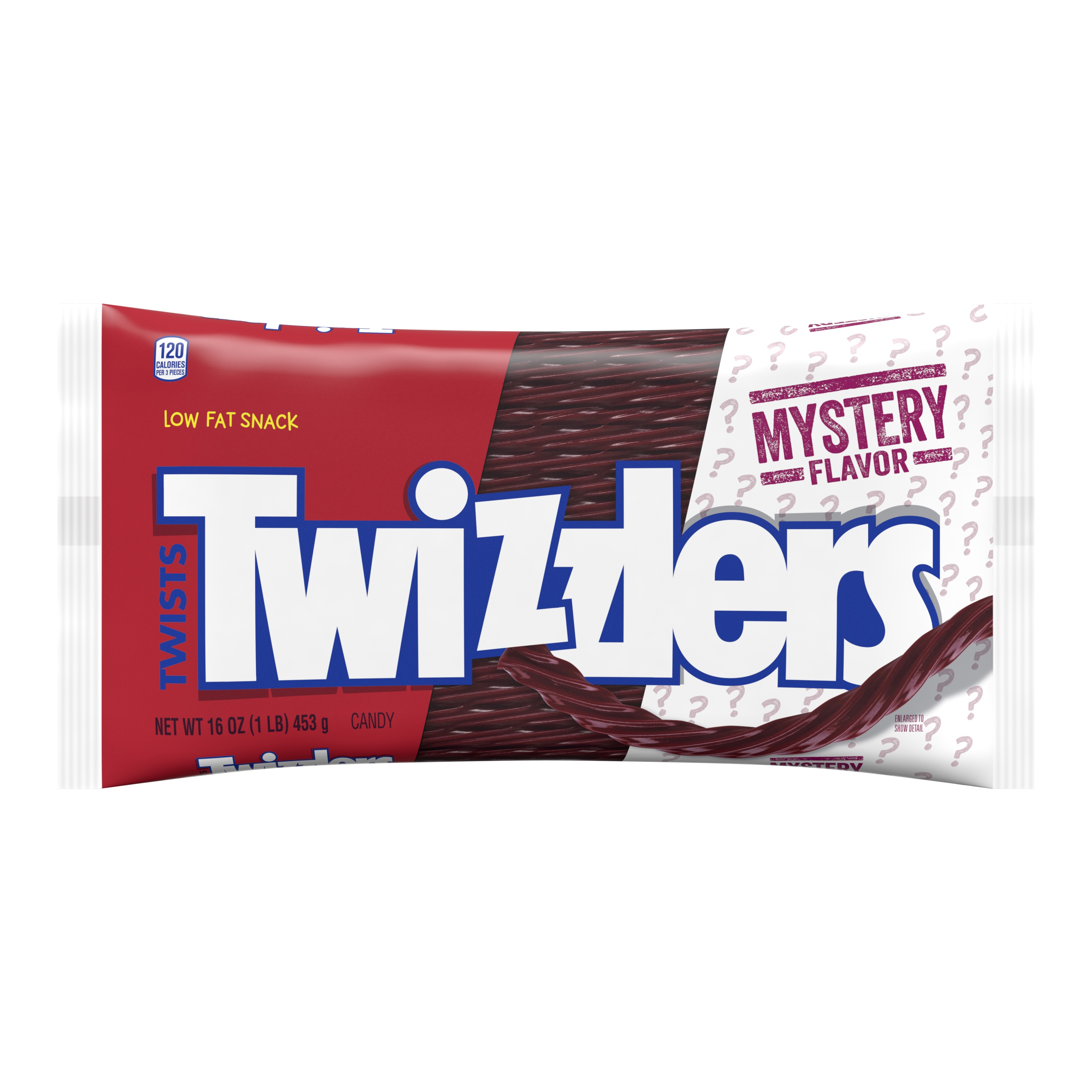Twizzlers Mystery Flavor Twists Limited Edition 454g