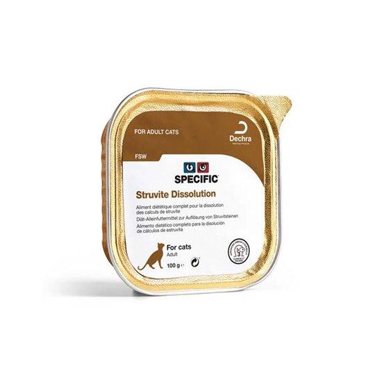 Specific Struvite Dissolution FSW 7x100 g