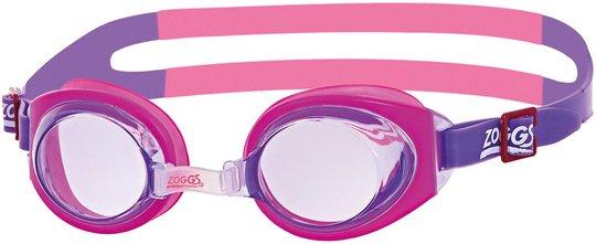 Zoggs Svømmebriller L. Ripper, Rosa/Lilla