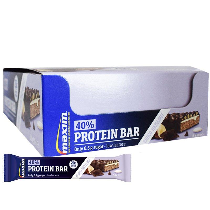 Proteiinipatukoita Choco Hazelnut - 33% alennus