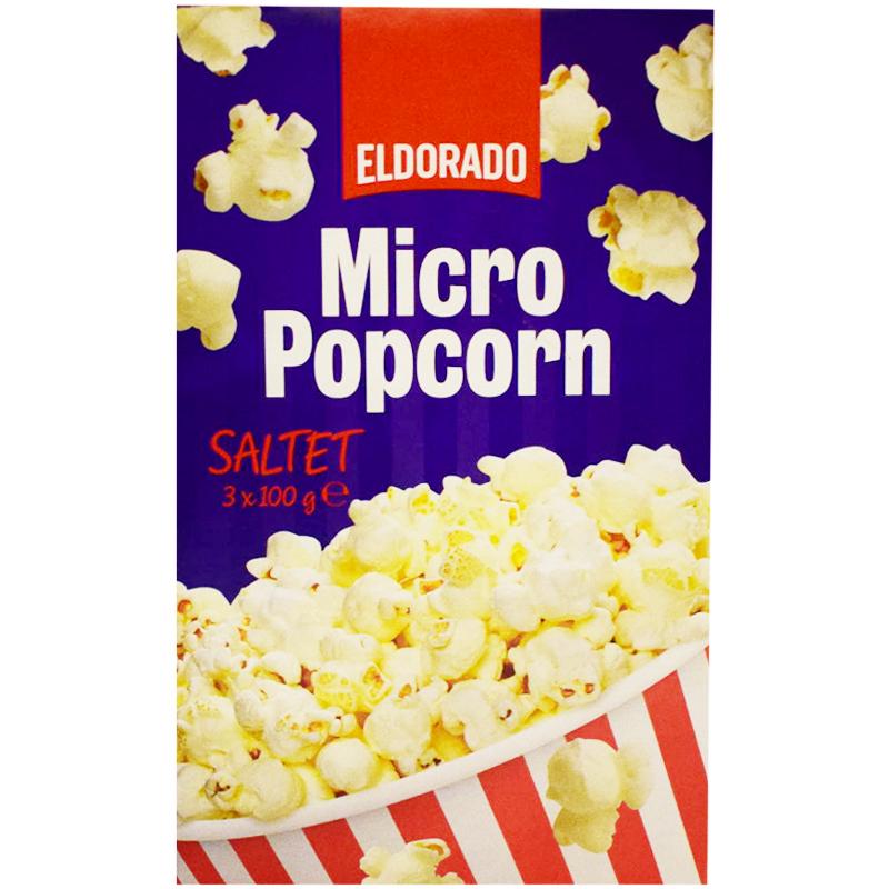 Micropopcorn Salt - 53% rabatt
