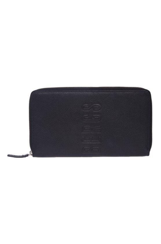 Bikkembergs Men's Wallet Black BI1432571
