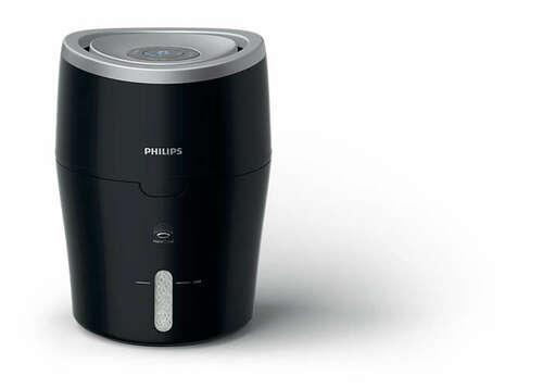 Philips Hu4813/10 Luftfuktare - Svart