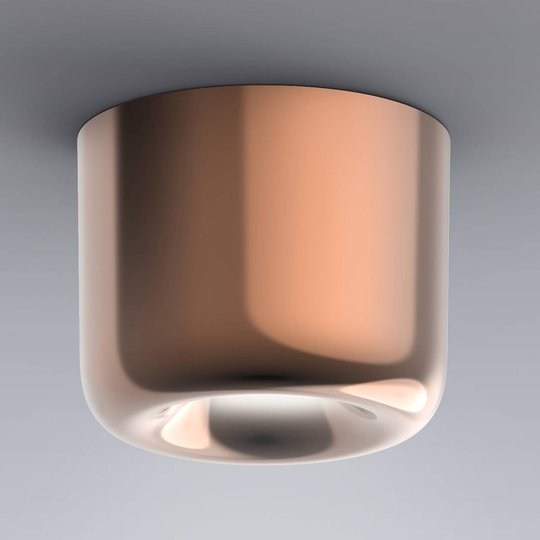 serien.lighting Cavity Ceiling S, pronssi