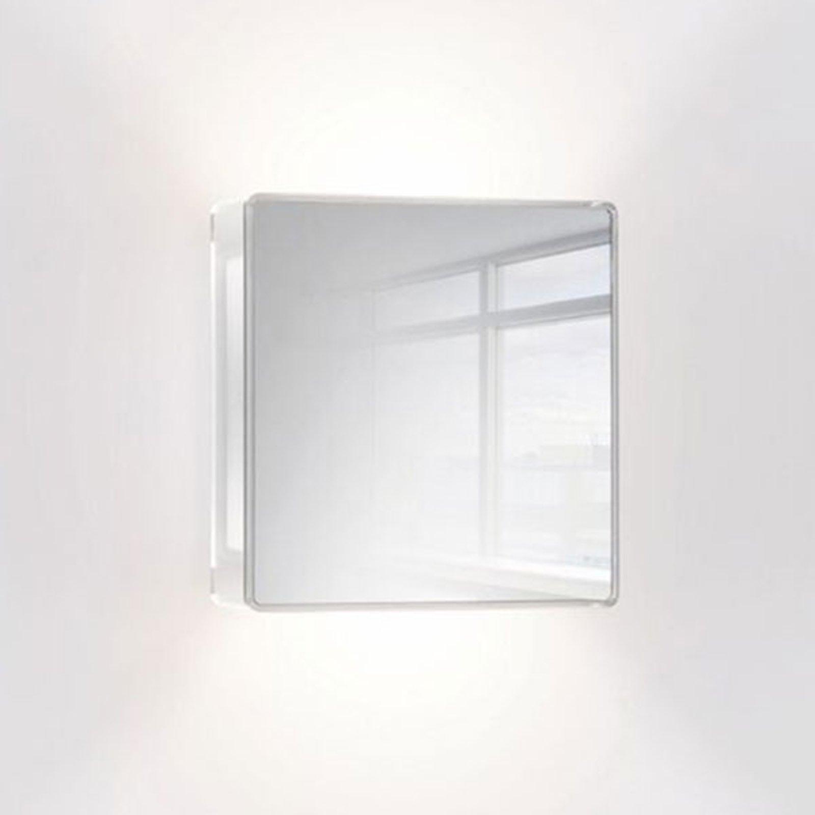 Designer-LED-vegglampe App med speilflate