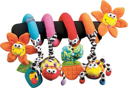 PlayGro Amazing Garden Twirly Whirly Aktivitetsleke