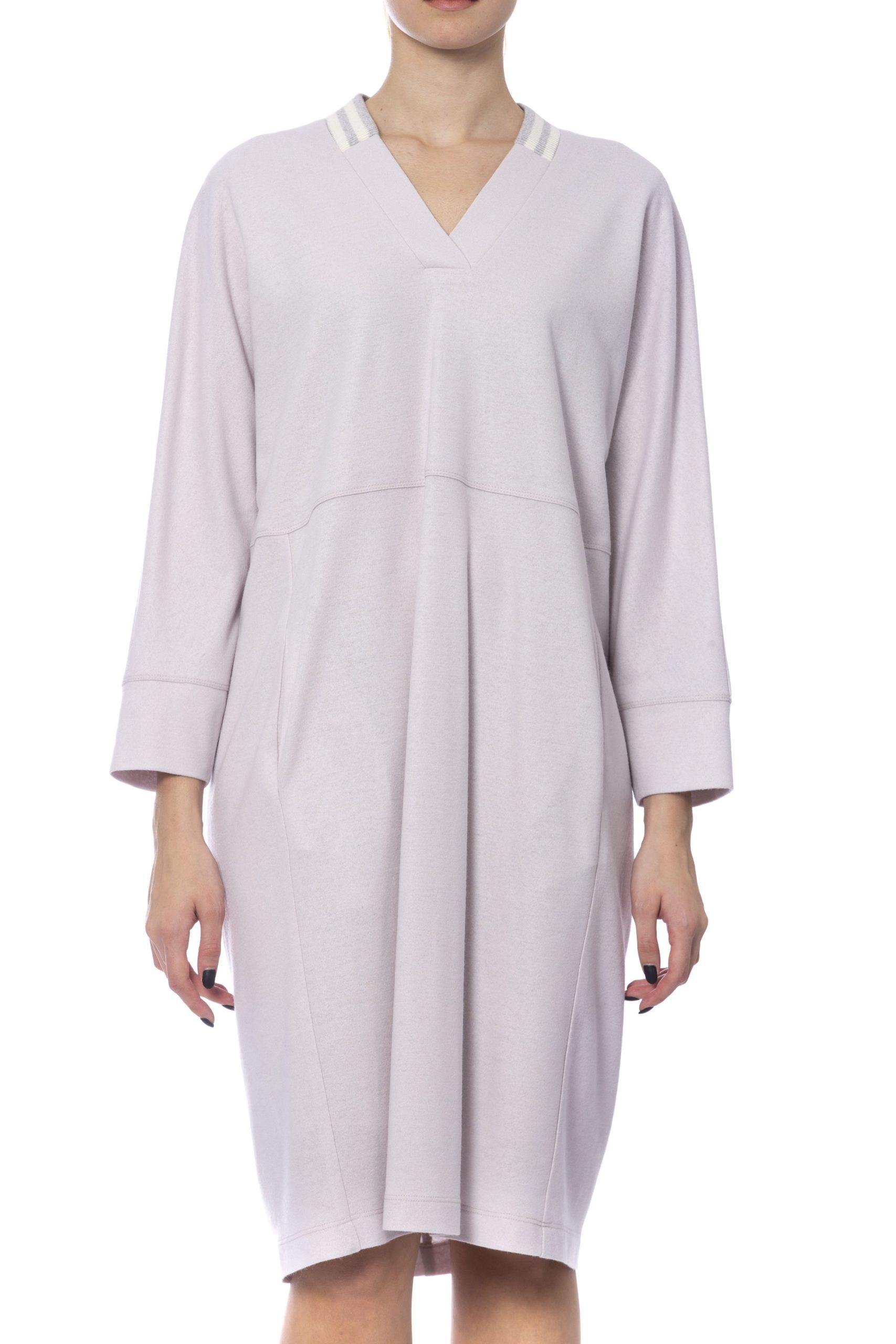 Peserico Women's Dress Beige PE992122 - IT42 | S