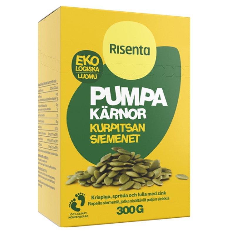 Eko Pumpakärnor - 23% rabatt