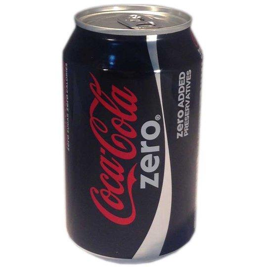 Coca-Cola Zero burk - 55% rabatt
