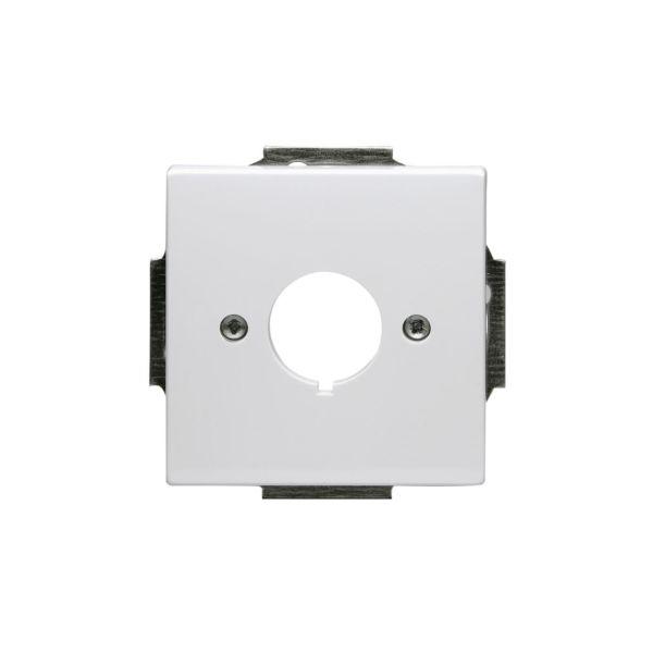 ABB Impressivo Midtplate 22.5 mm Hvit
