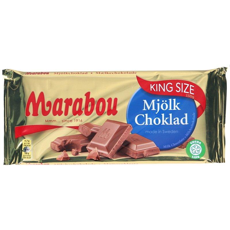 Mjölkchoklad Kingsize - 79% rabatt
