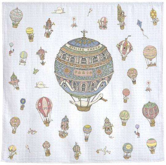 Atelier Choux Pledd, Hot Air Balloons