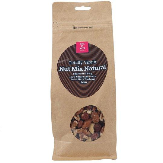 Totally Virgin Nut Mix Natural - 55% rabatt