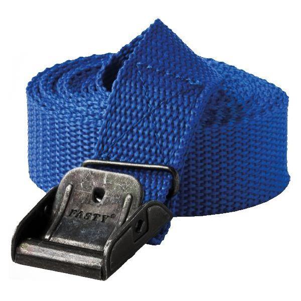Fasty 123 Kiristyshihna 10 kpl, kuljetusala Sininen, 2000 mm