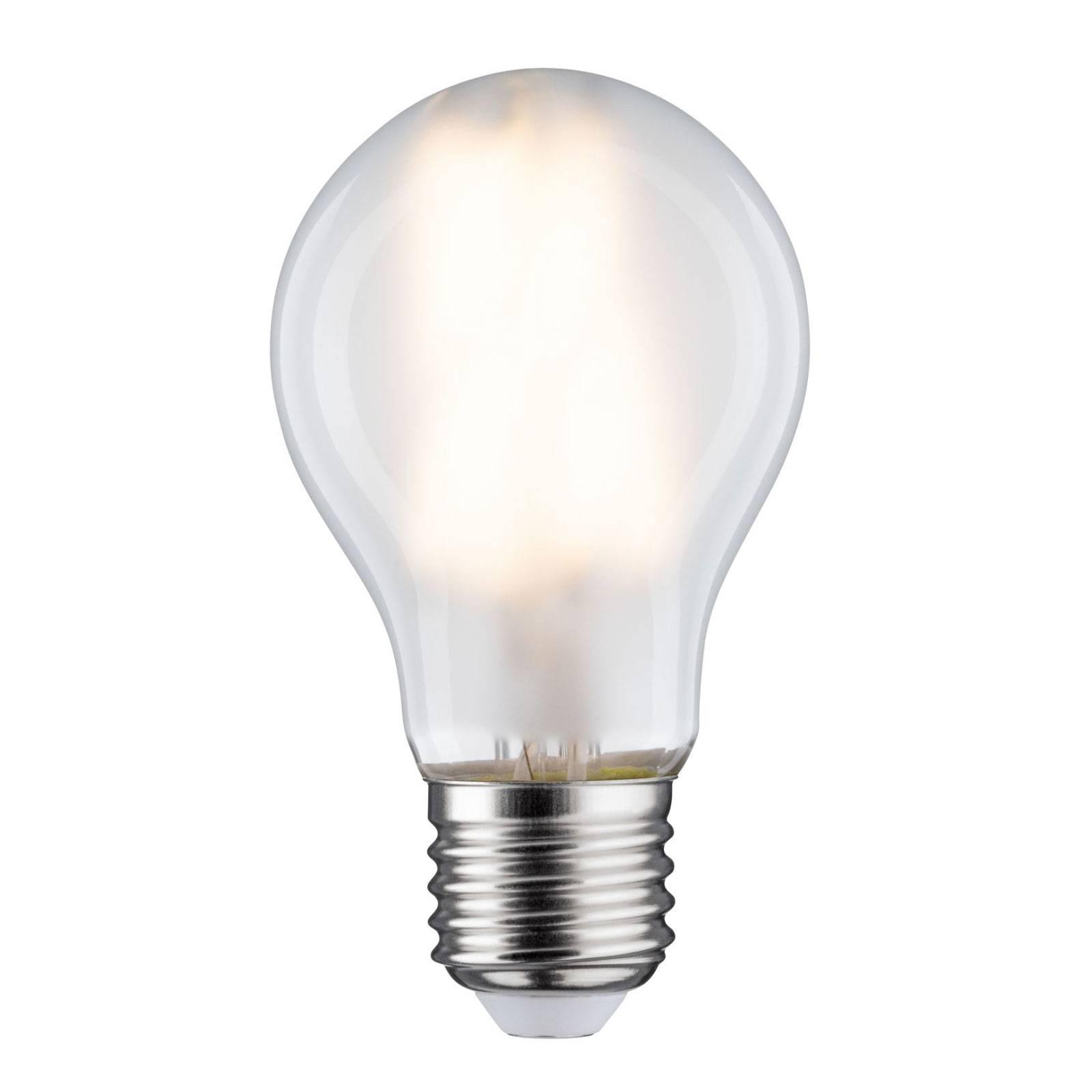 LED-lamppu E27 A60 7,5W 840 matta himmennettävä