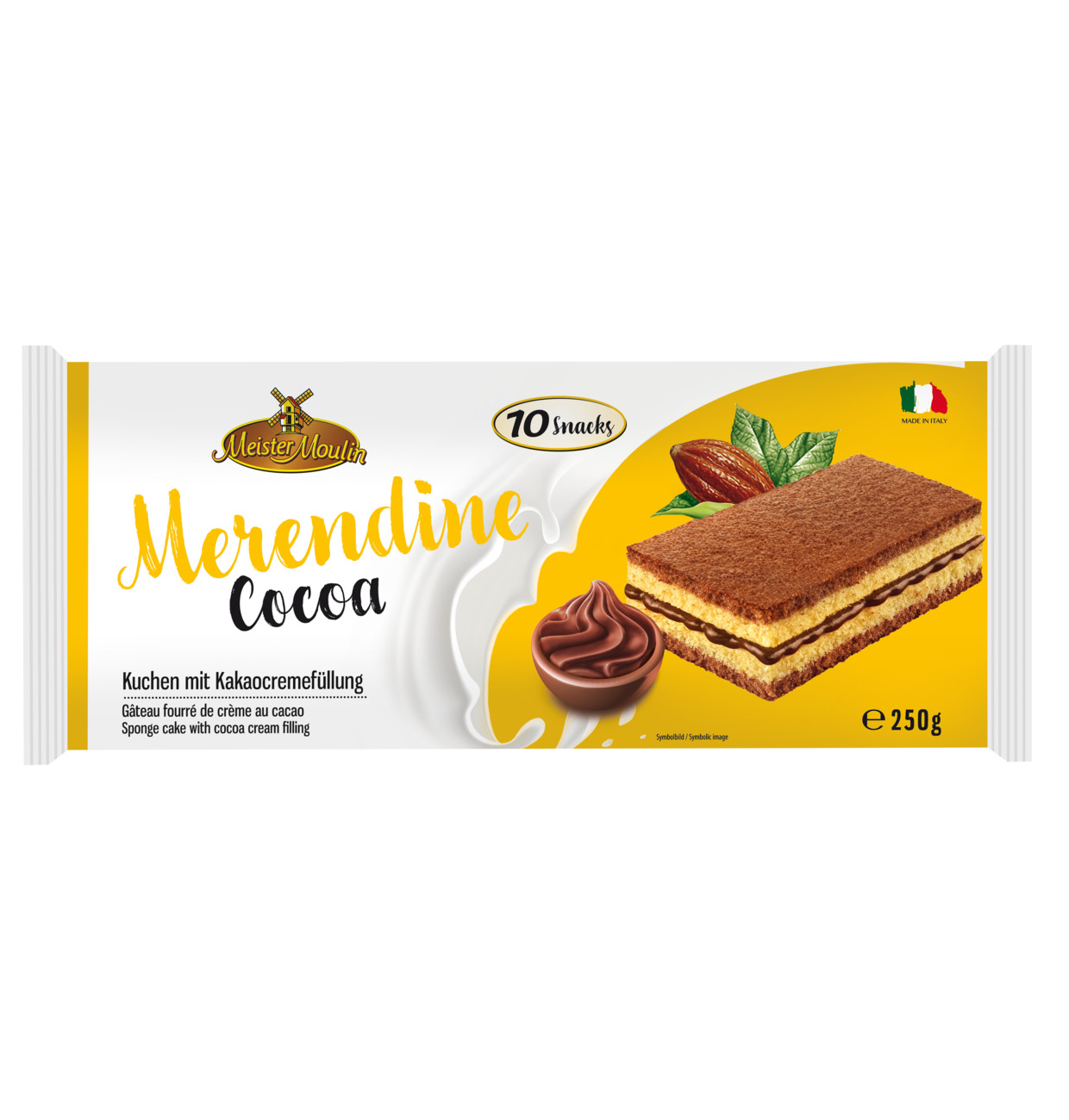 Merendine Cocoa 250g