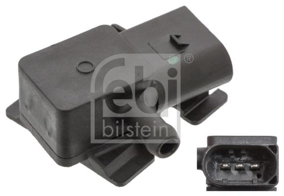 Sensori, pakokaasupaine FEBI BILSTEIN 47155