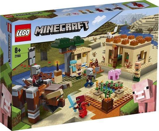LEGO Minecraft 21160 Illagernes Angrep