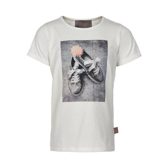 Creamie T-Skjorte, Cloud, 104