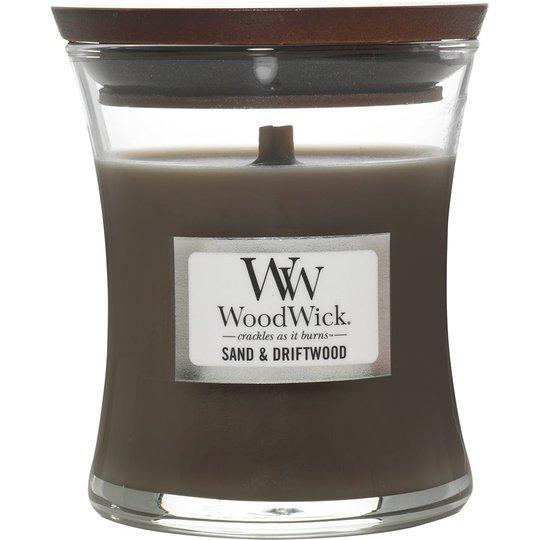 Sand & Driftwood, WoodWick Tuoksukynttilät