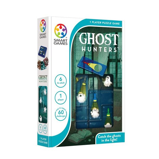 Smart Games Spill Ghost Hunters