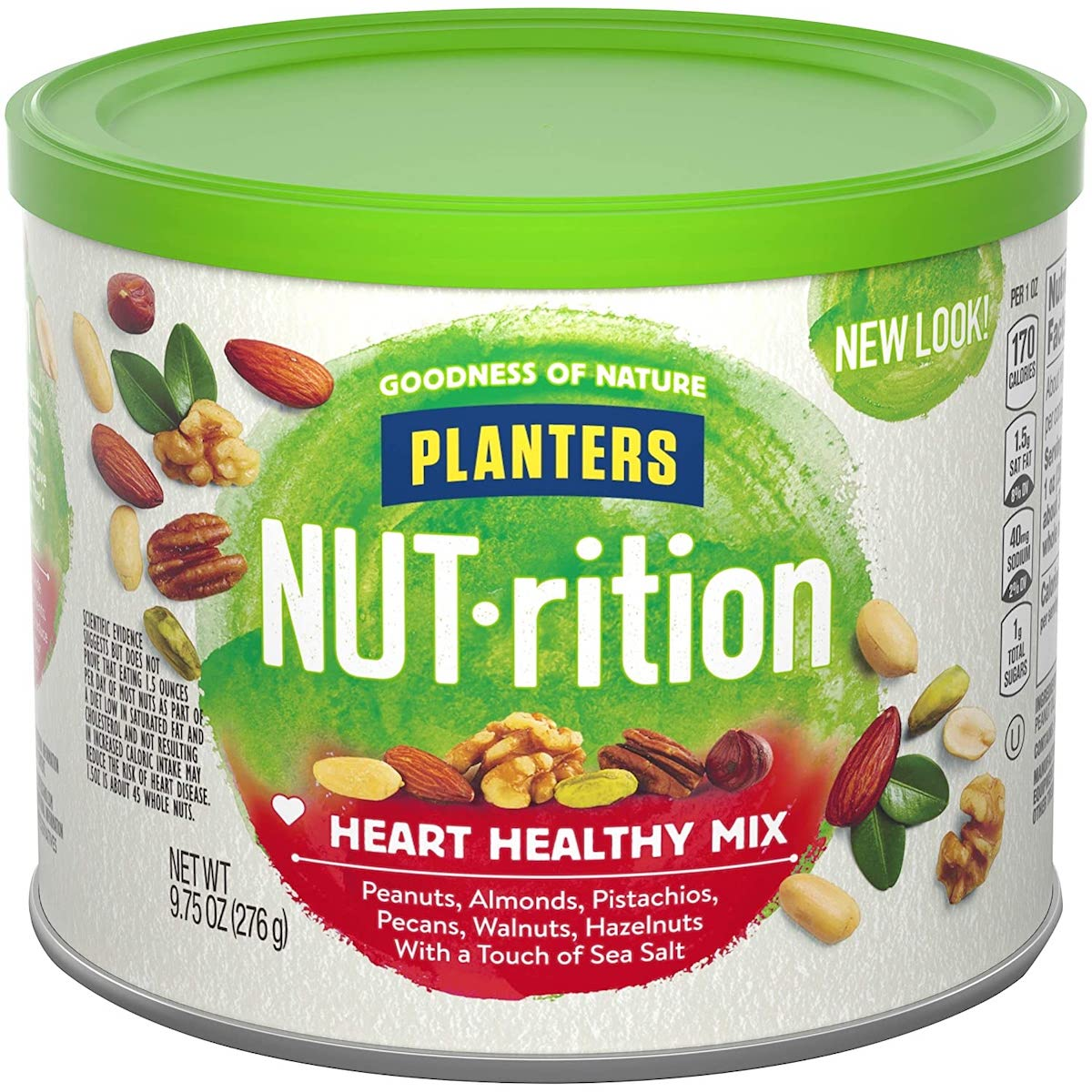 Planters NUTrition Heart Healthy Mix 276g