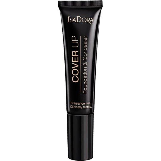 Cover Up Foundation & Concealer, 35 ml IsaDora Meikkivoiteet
