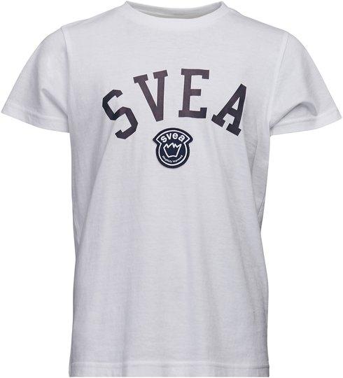 Svea Chicago T-Shirt, Hvit 170