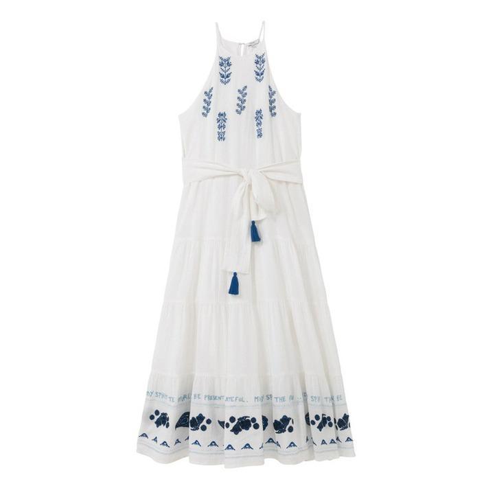 Desigual Women's Dress White 204966 - white S