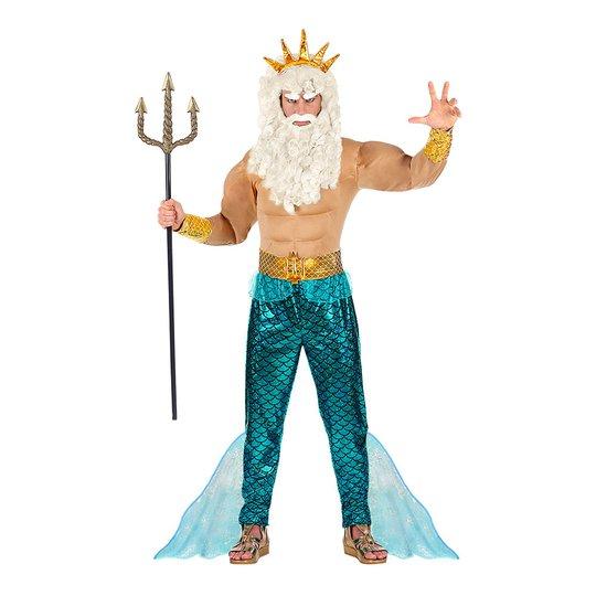 Poseidon Maskeraddräkt - Small