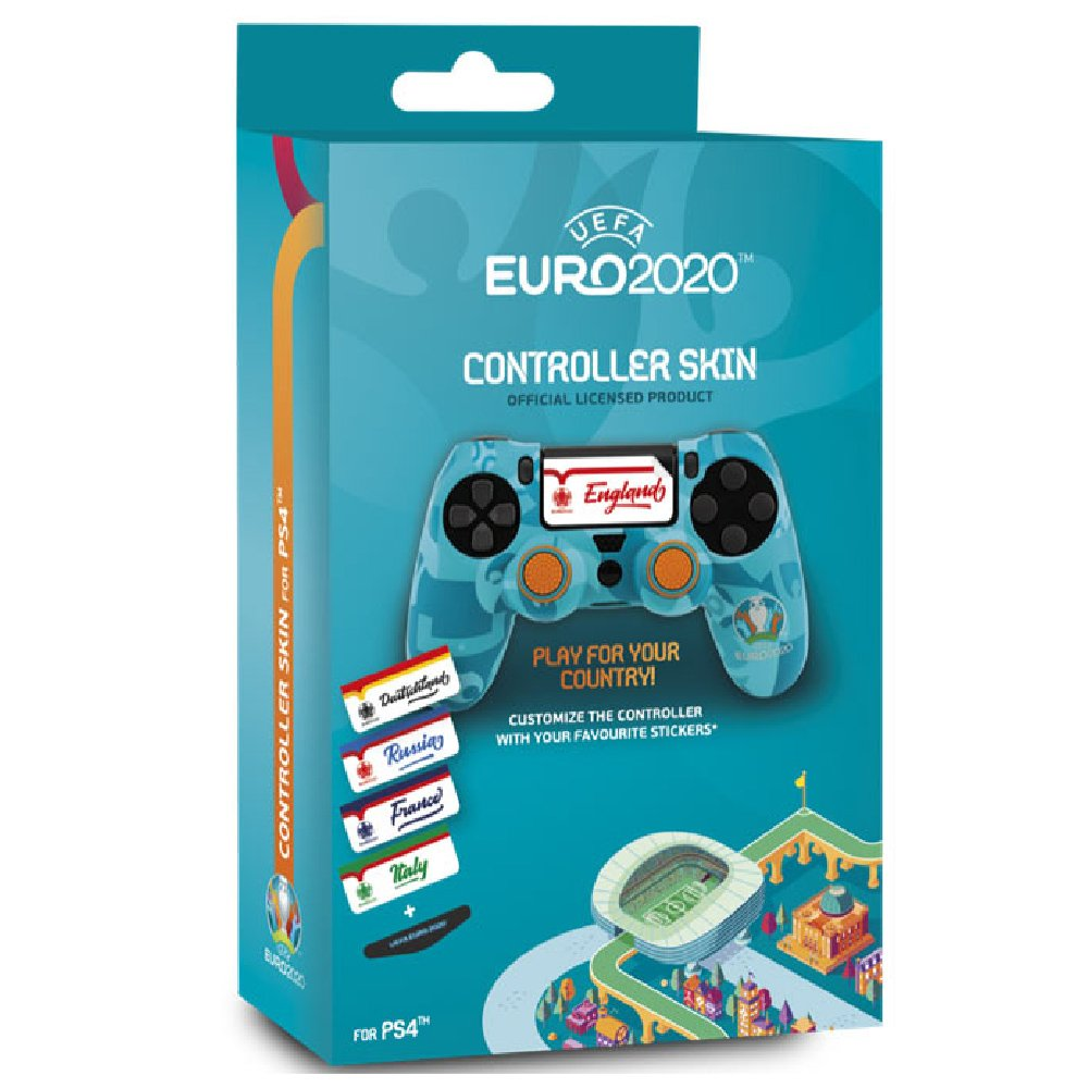 UEFA Euro 2020 Playstation 4 Controller Skin