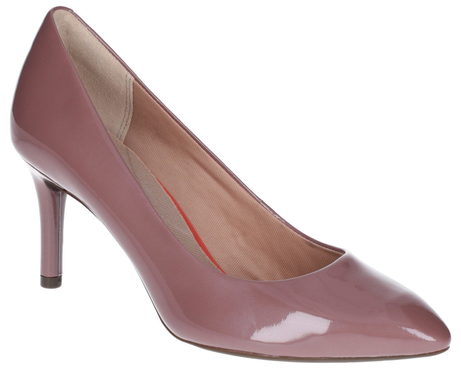 Rockport Women's Total Motion Stiletto Heel Various Colours 26347 - Petal 4
